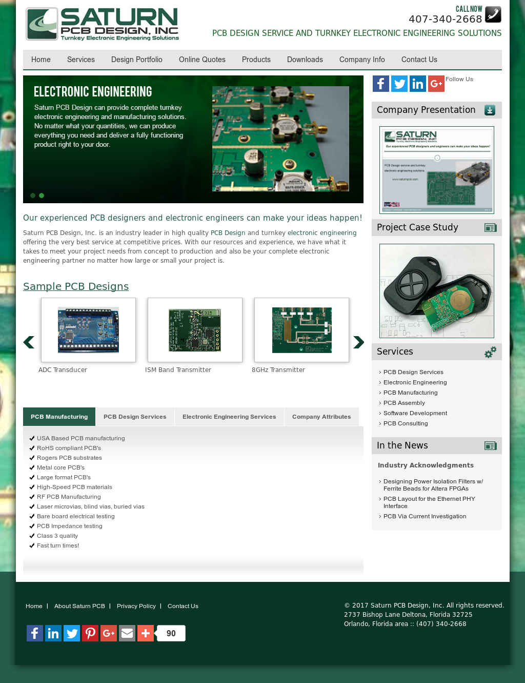 Saturn Pcb Design Competitors, Revenue and Employees - Owler Company ...