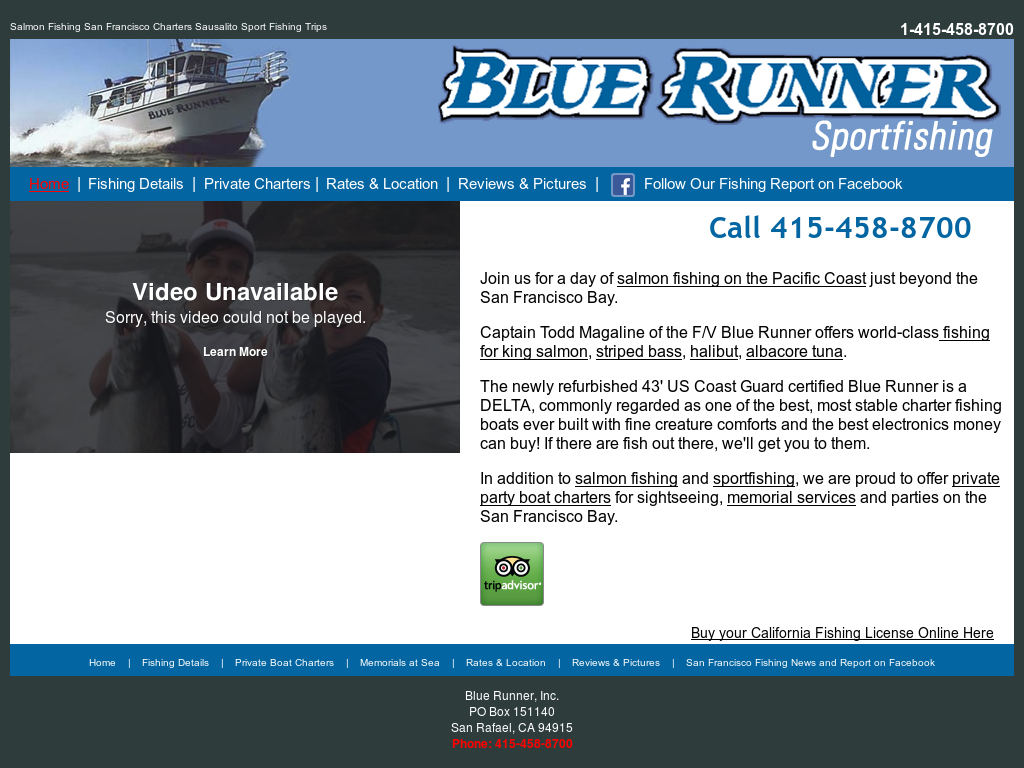 Blue Runner Sportfishing Competitors, Revenue and Employees