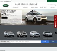 Hennessy Jaguar Land Rover Buckhead Website History