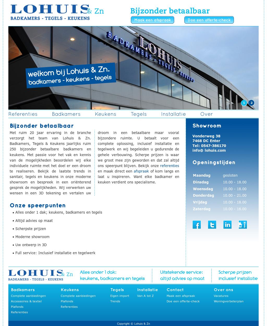 Lohuis Competitors, Revenue and Employees - Owler Company Profile