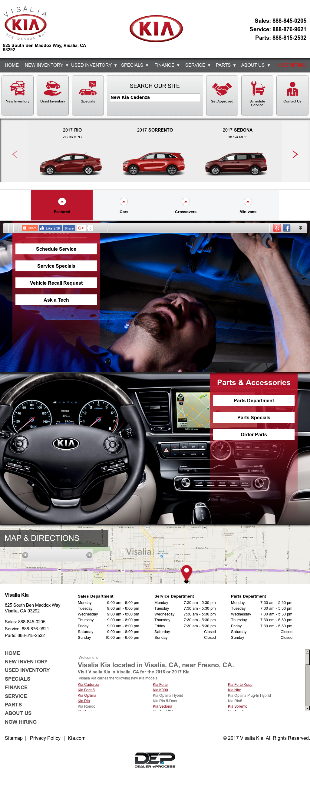 on of advanced advertising certified advancedvdp website dealer digital provider vdp preview kia eprocess