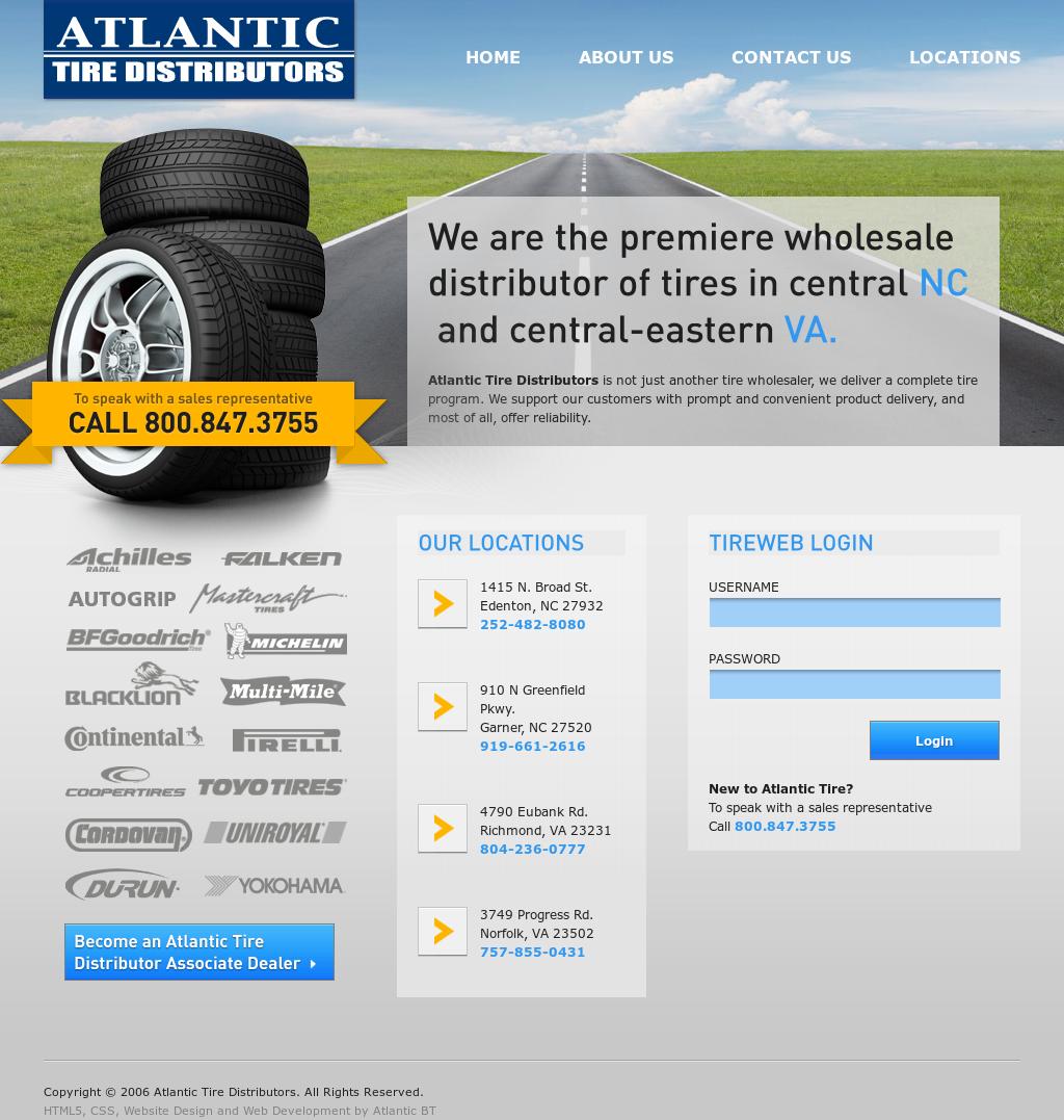 Atlantic Tire Competitors Revenue And Employees Owler Company Profile