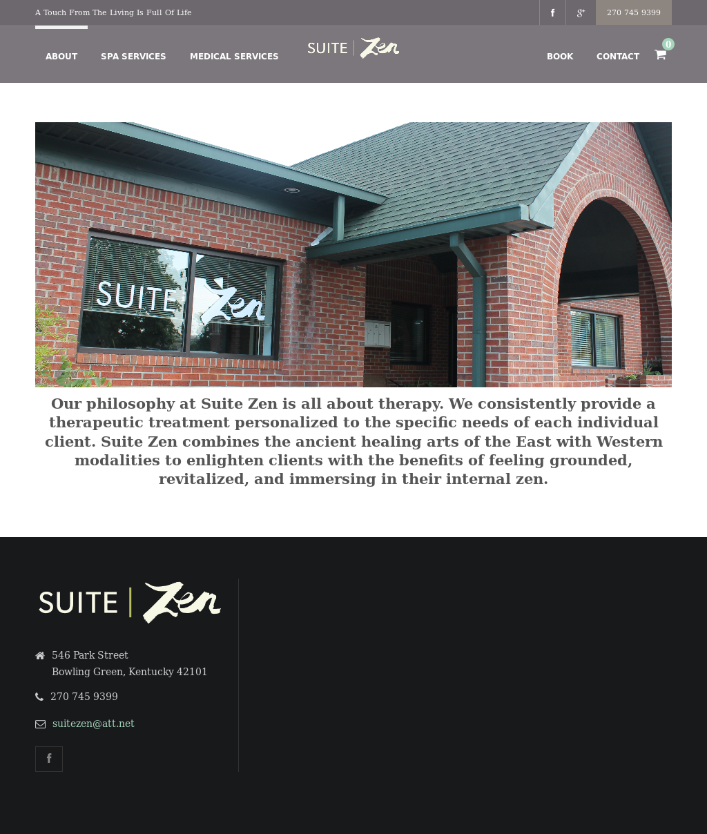 Suite Zen Therapeutic Spa Competitors, Revenue and Employees - Owler