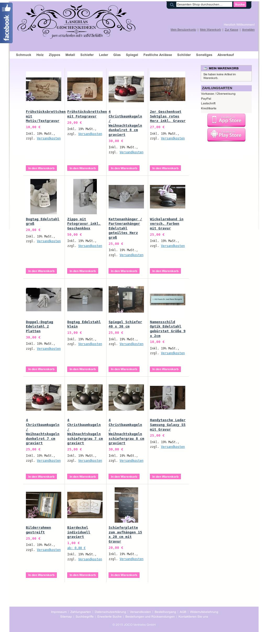Christbaumkugeln Magenta.Laseria De Competitors Revenue And Employees Owler Company Profile