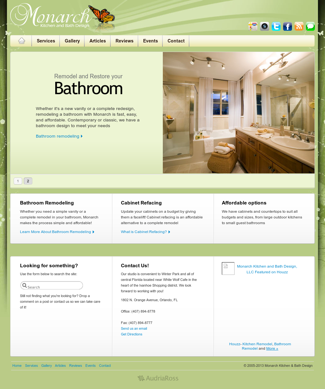 Monarch Kitchen Bath Design Competitors Revenue And