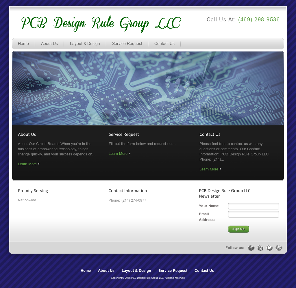 Pcb Design Rule Group Competitors, Revenue and Employees