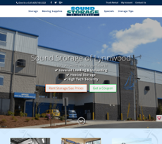 Charmant Sound Storage Of Lynnwood Website History