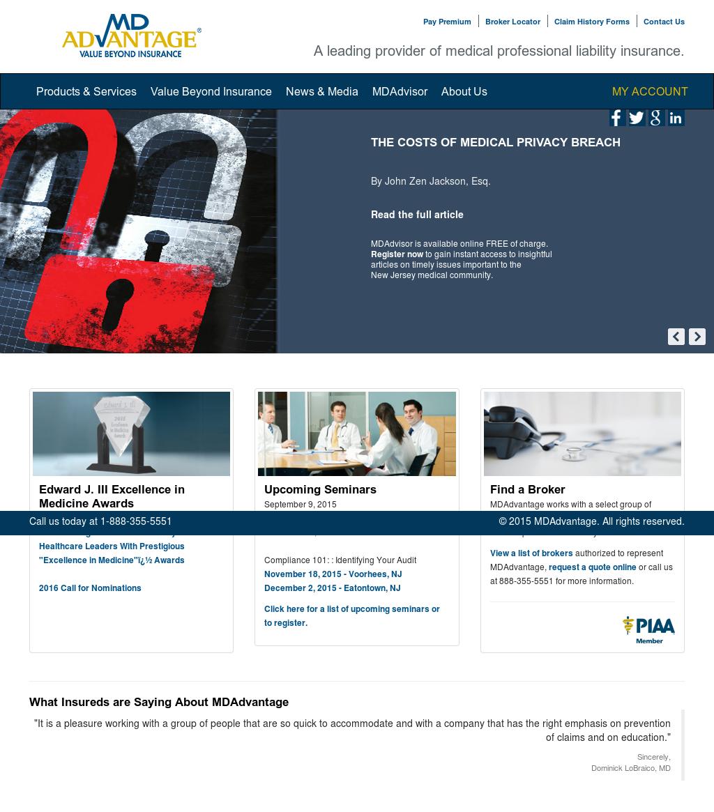 MDAdvantage Competitors, Revenue and Employees - Owler Company Profile