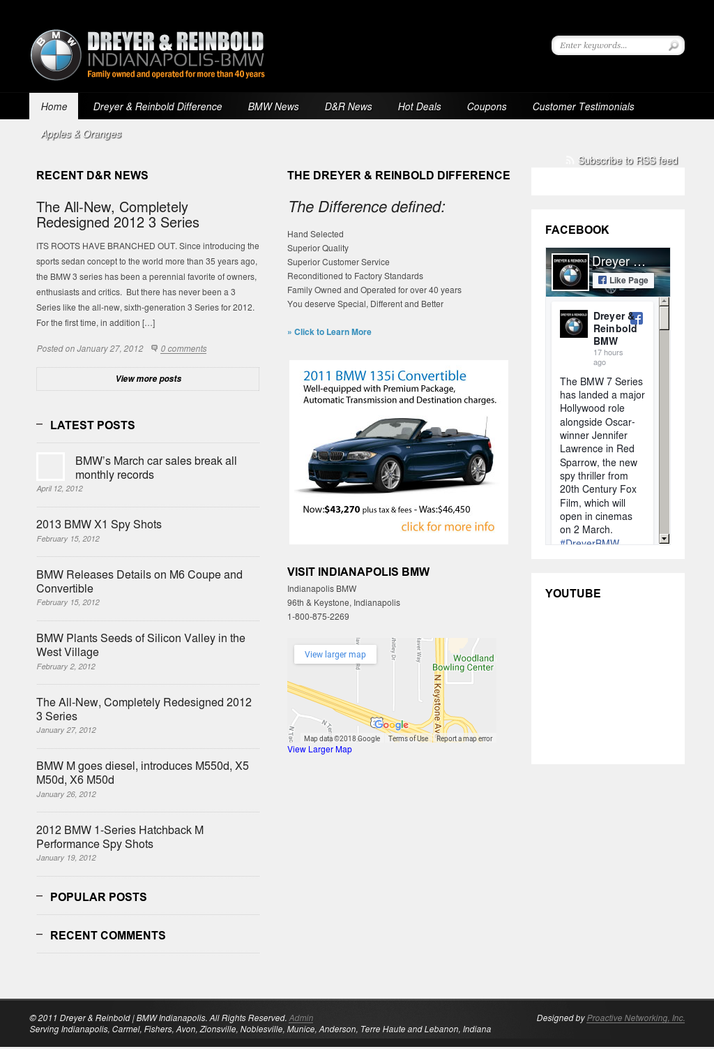 Dreyer Reinbold Bmw Competitors Revenue And Employees Owler