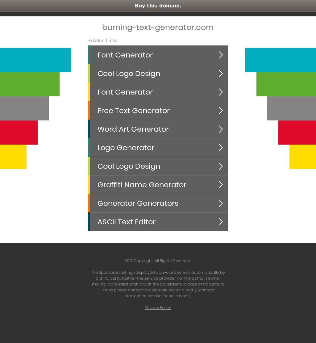 Burning Text Generator Competitors, Revenue and Employees - Owler