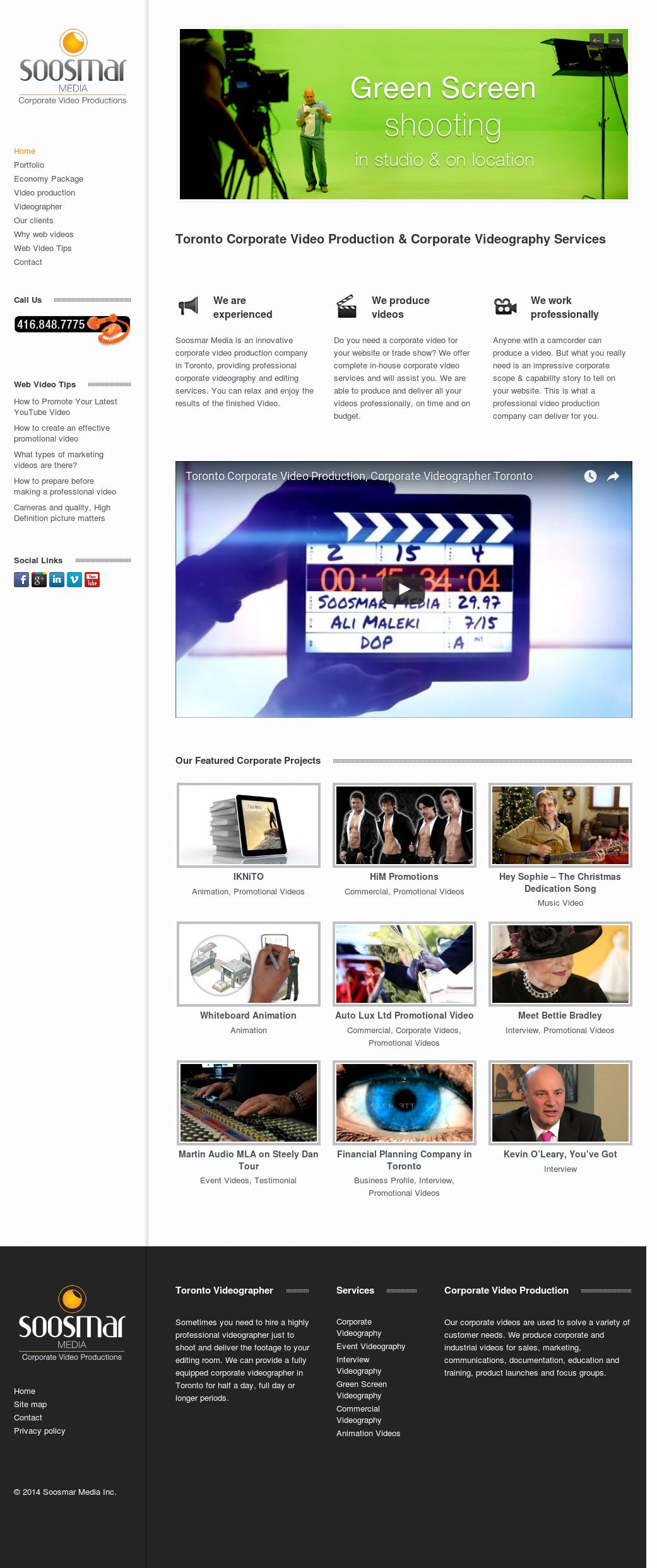 Soosmar Media Competitors, Revenue and Employees - Owler Company Profile