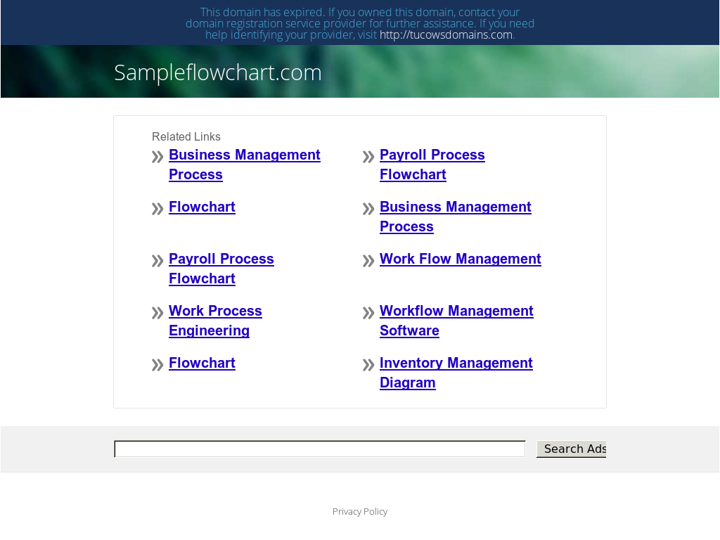 Sample Flowchart Competitors Revenue And Employees Owler Company
