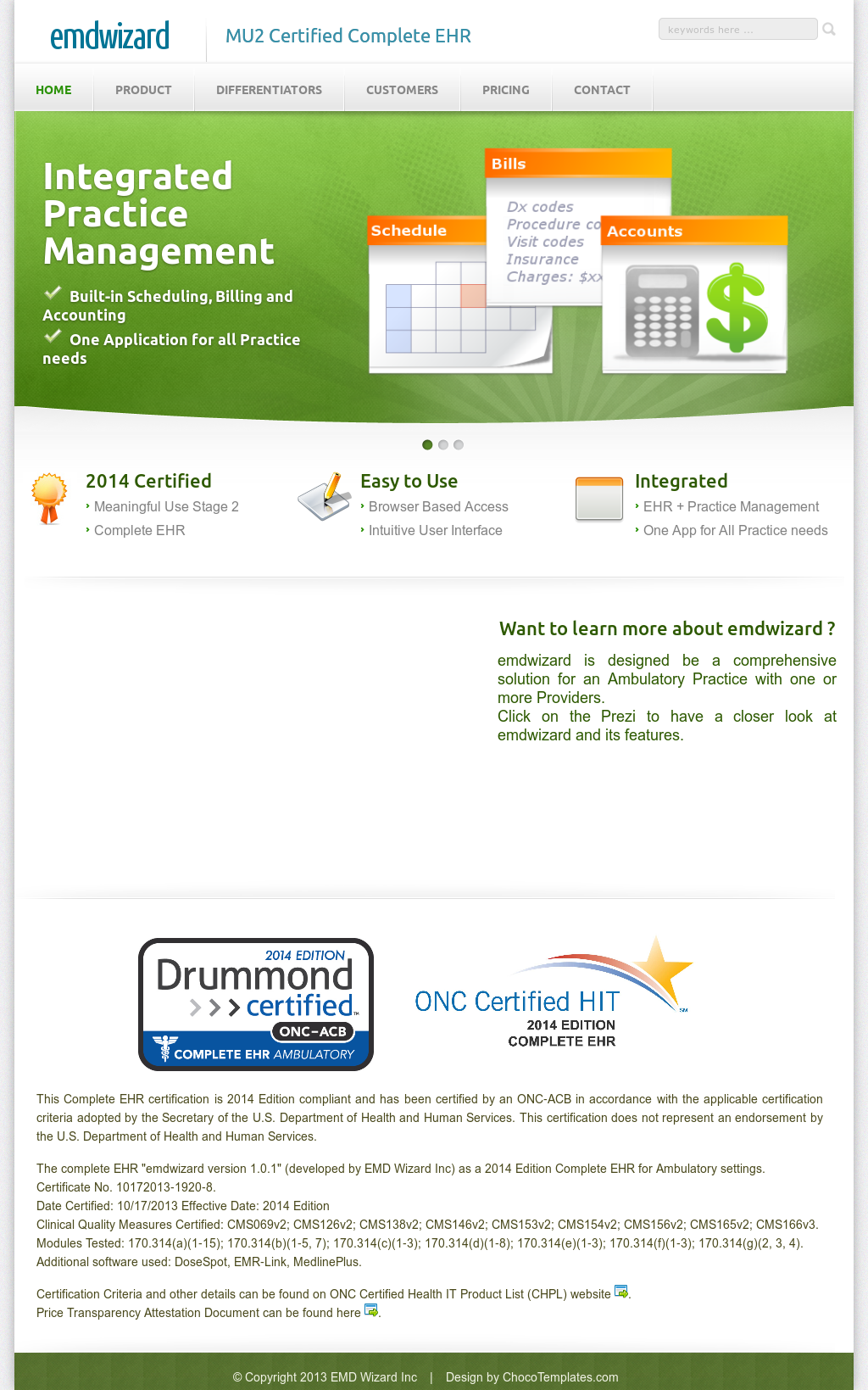 Emd Wizard Competitors Revenue And Employees Owler Company Profile