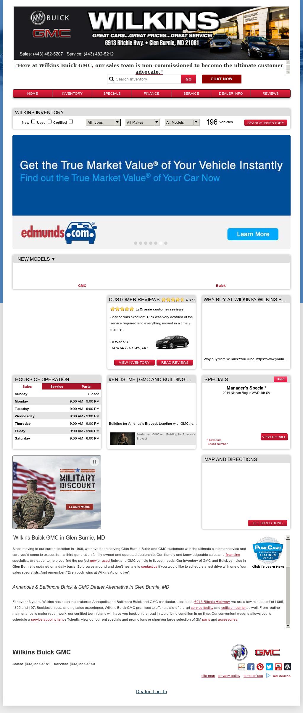 owler pricebuickgmc gmc company salisbury md price competitors and revenue employees profile buick