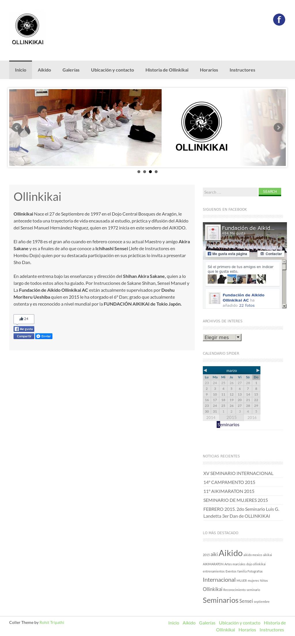 Calendario 1978 Mexico.Aikido Ollinkikai Competitors Revenue And Employees