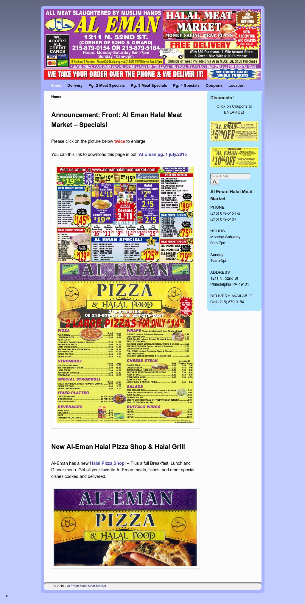 Al Eman Halal Meat Market Competitors, Revenue and Employees - Owler