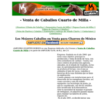 Caballos Cuarto De Milla Ampuero M3 Competitors, Revenue and ...