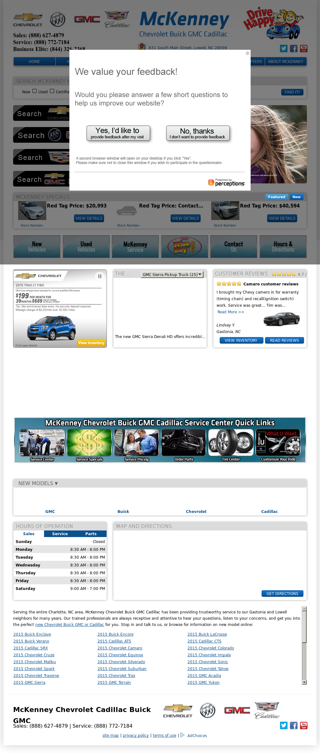 Mckenney Chevrolet Competitors Revenue And Employees Owler Spark Timing Chain Company Profile