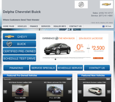 Delpha Chevrolet Buick Pontiac Competitors Revenue And