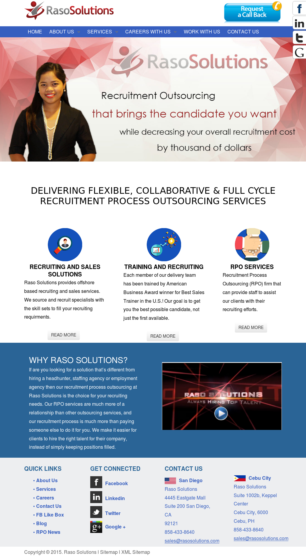 raso solutions competitors revenue and employees owler company