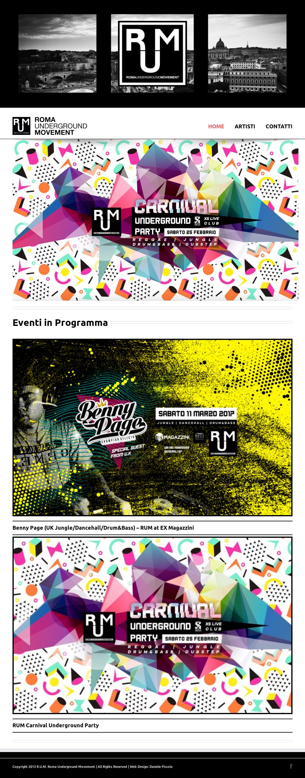 Rum - Roma Underground Movement Competitors, Revenue and