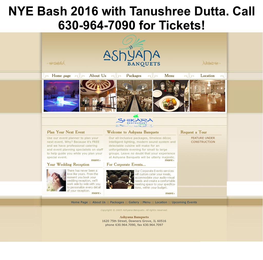 ashyana banquets