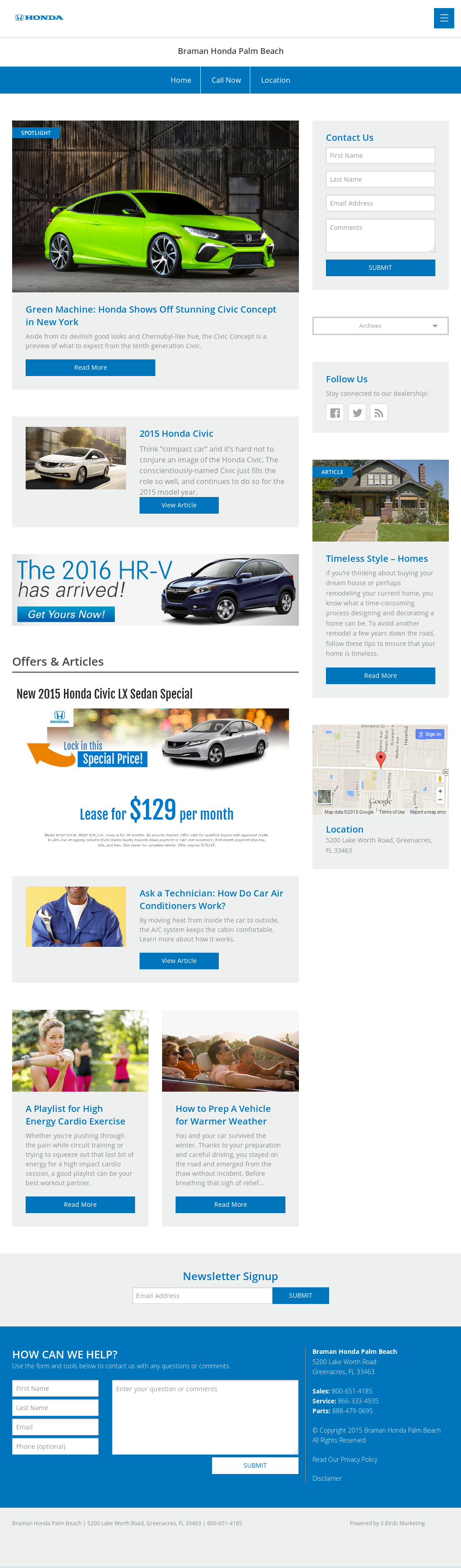 Braman Honda Of Palm Beach Competitors, Revenue And Employees   Owler  Company Profile