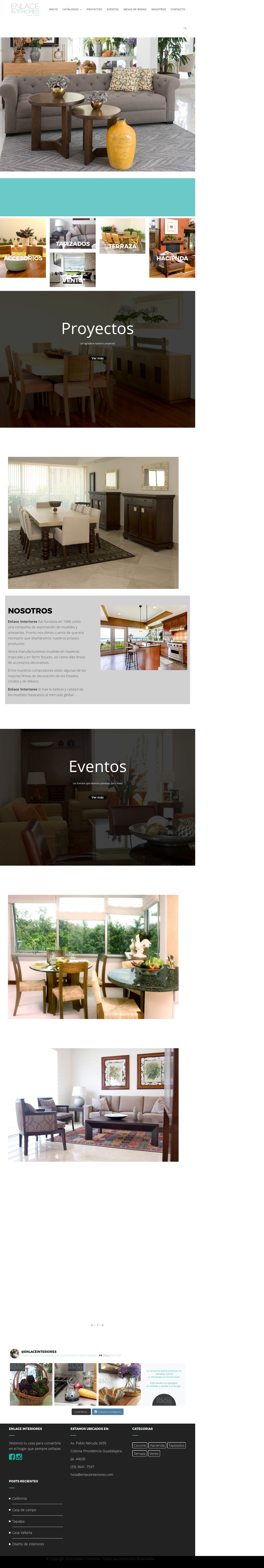 Enlace Interiores Competitors Revenue And Employees Owler