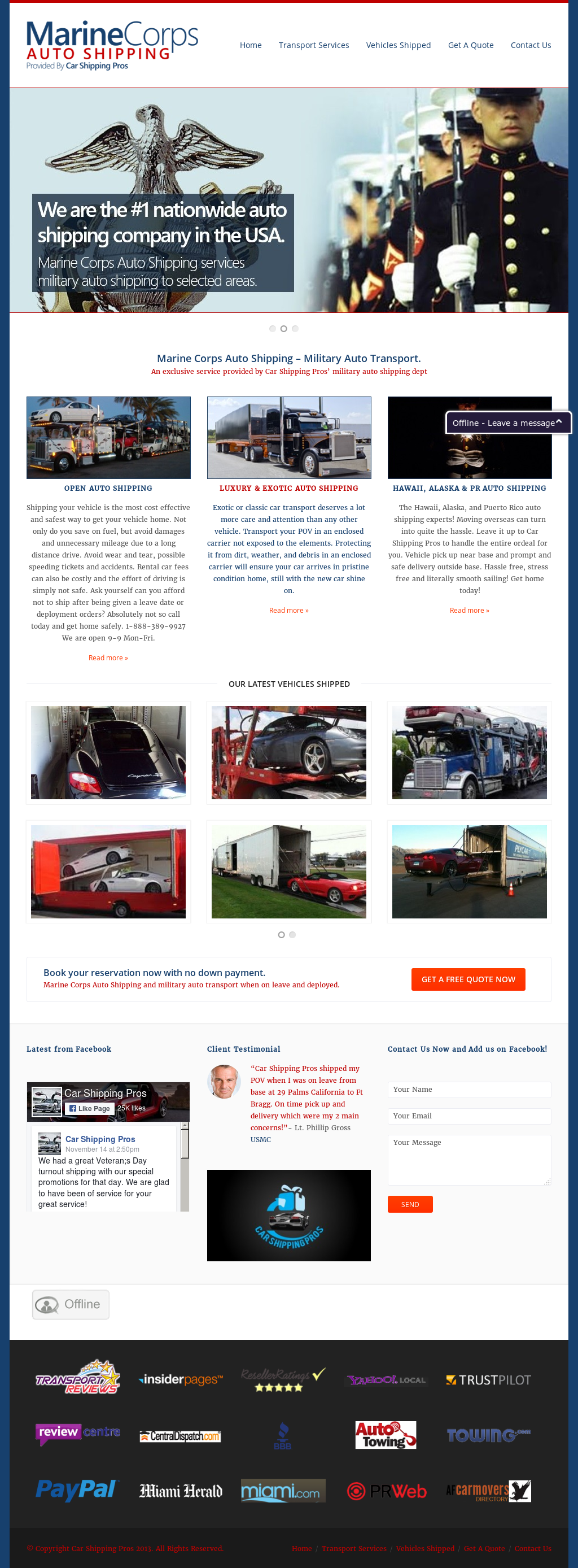 Shipping A Car/page/2 >> Car Shipping Pros Competitors Revenue And Employees Owler