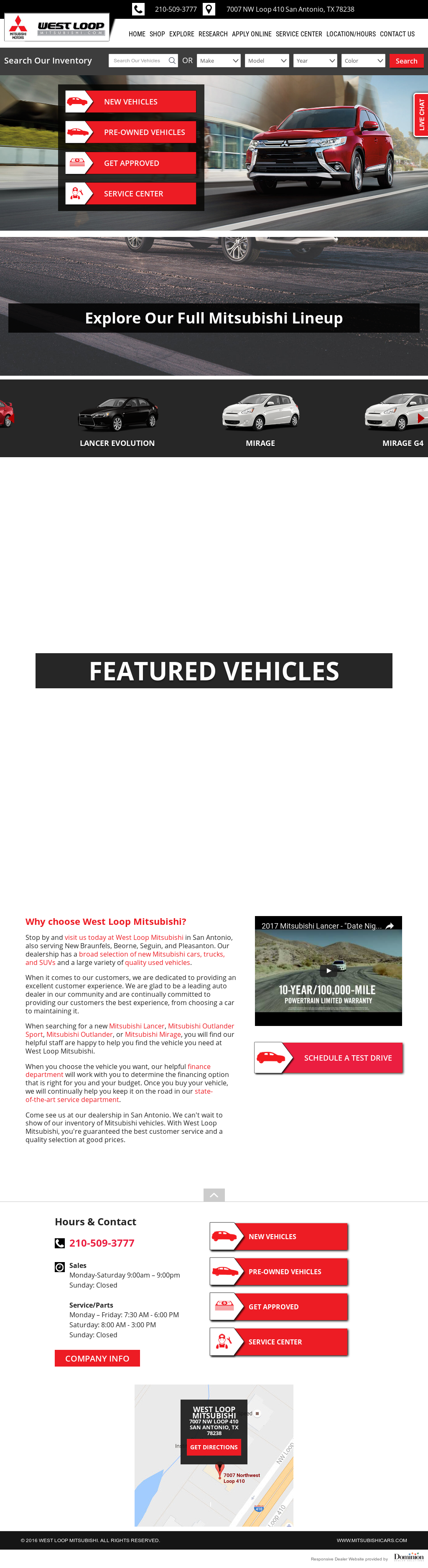 West Loop Mitsubishi San Antonio Tx >> West Loop Imports Competitors Revenue And Employees Owler