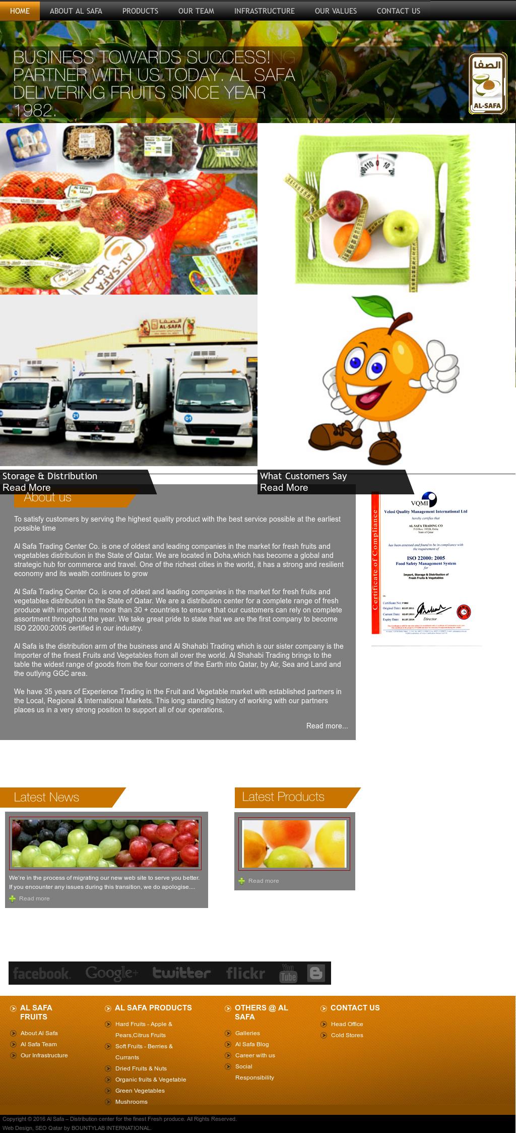 Al Safa Competitors, Revenue and Employees - Owler Company Profile