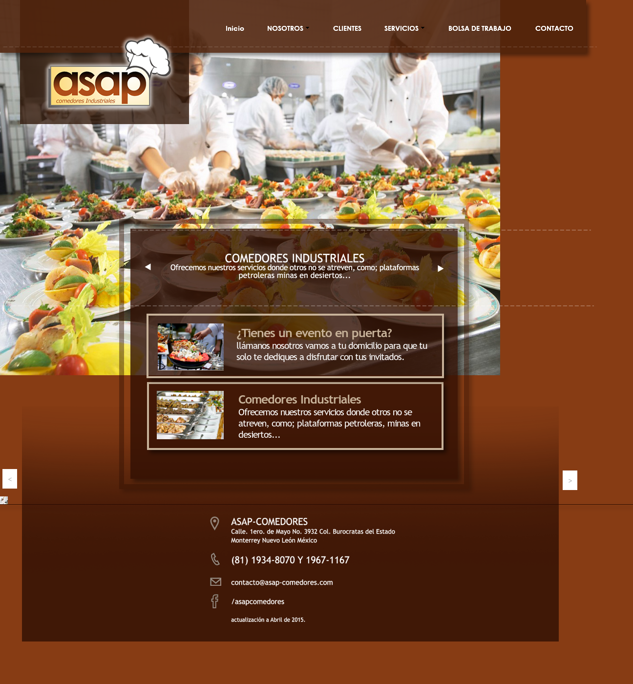 Asap Comedores Competitors, Revenue and Employees - Owler Company ...