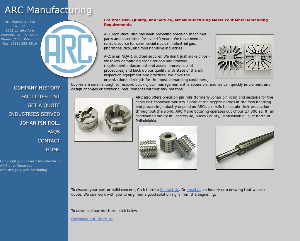 ARC Manufacturing Competitors, Revenue and Employees - Owler Company