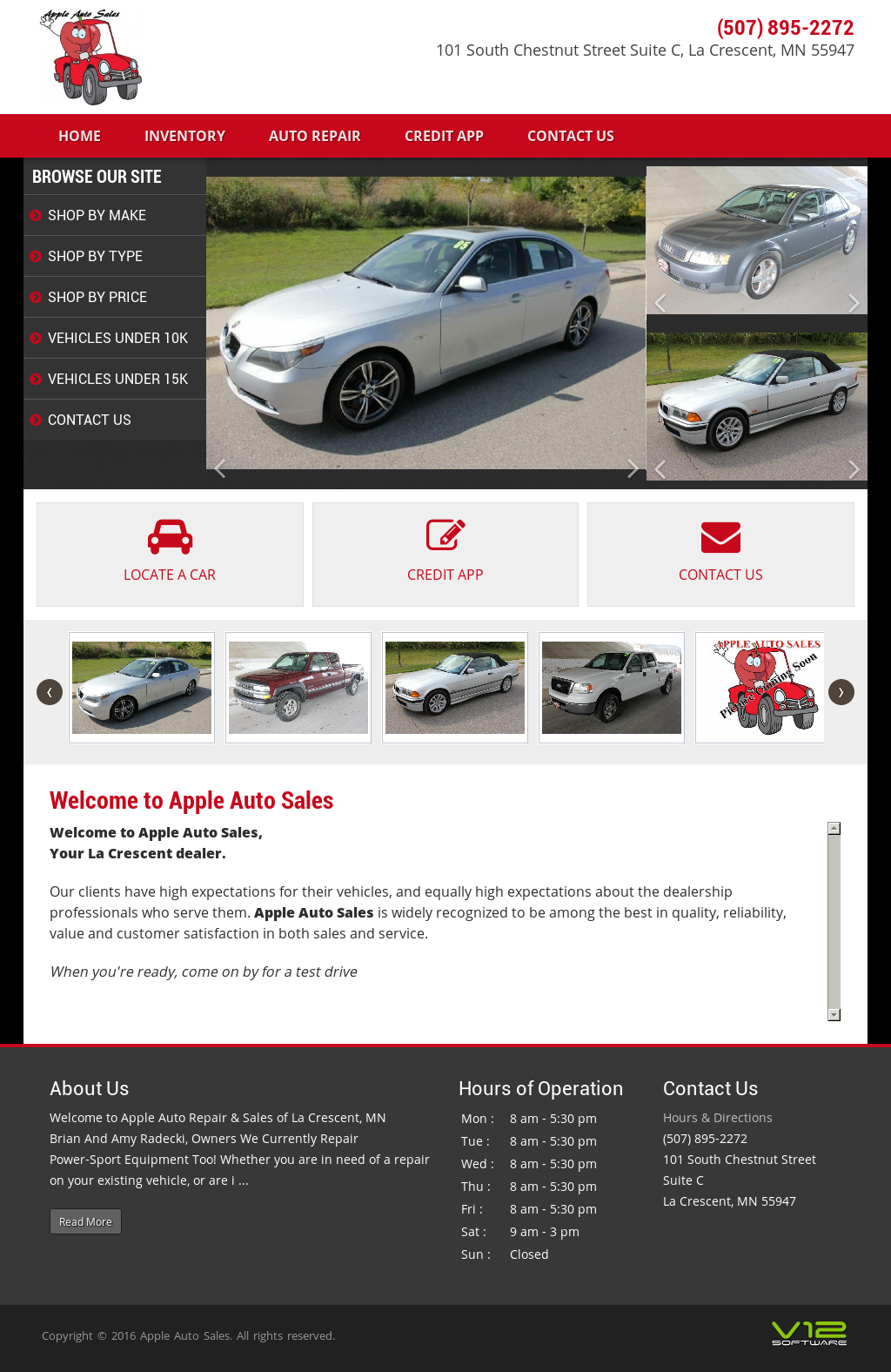 Apple Auto Sales >> Apple Auto Repair And Sales Competitors Revenue And