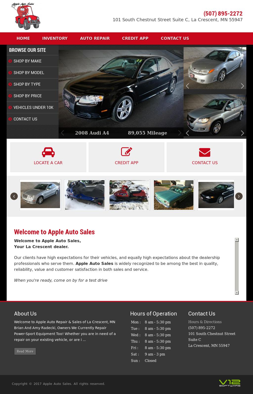 Apple Auto Sales >> Apple Auto Repair And Sales Competitors Revenue And