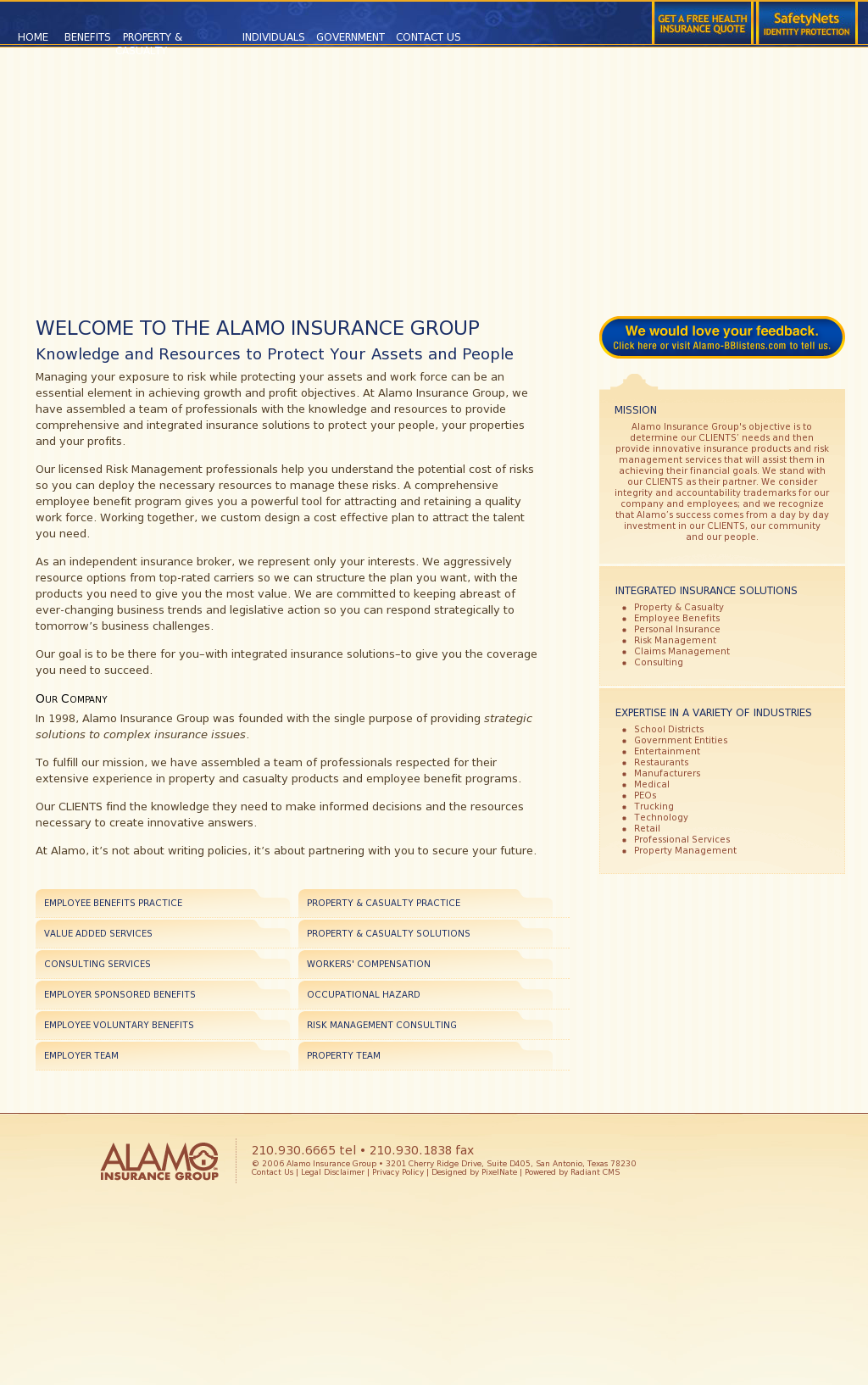 Alamo Insurance Group Competitors Revenue And Employees  Owler  Alamo Insurance Group Competitors Revenue And Employees  Owler Company  Profile