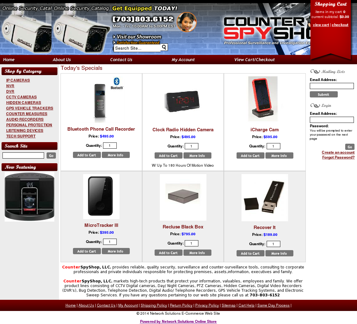 SpyShop Competitors, Revenue and Employees - Owler Company