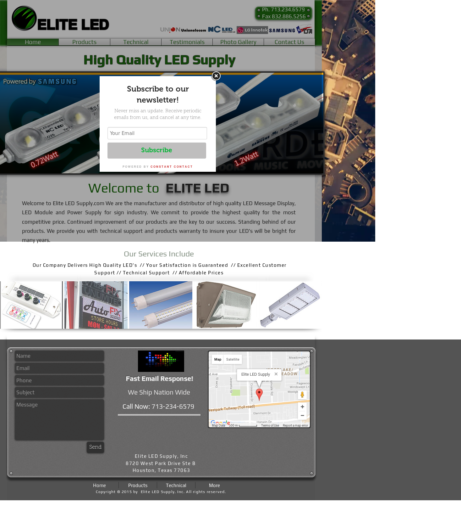 Elite Led Supply Competitors Revenue And Employees Owler Company -