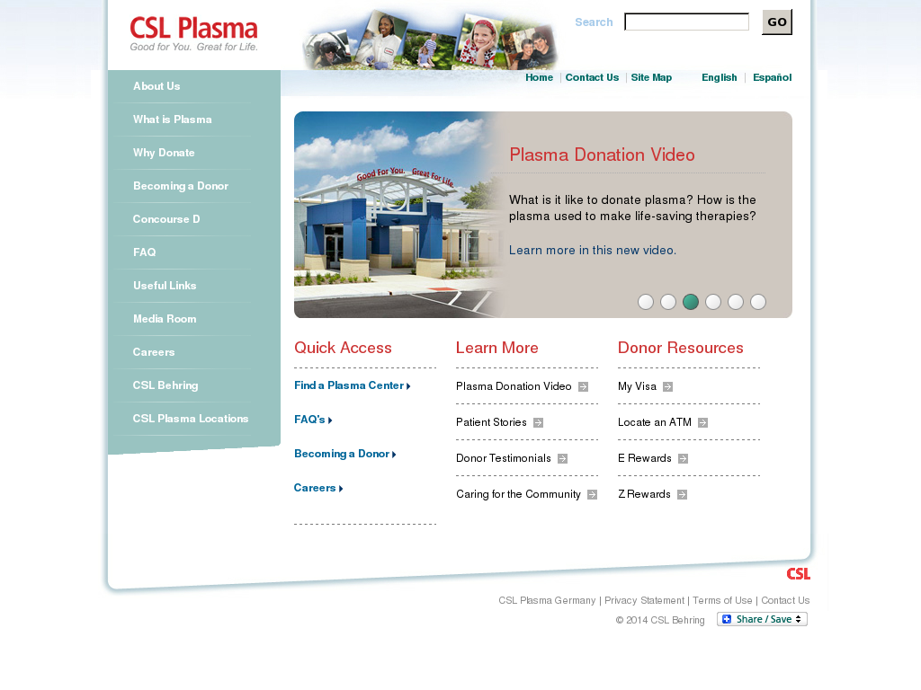 CSL Plasma Competitors, Revenue and Employees - Owler