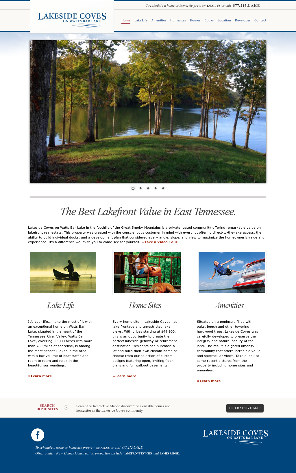 Lakeside Coves On Watts Bar Lake Competitors, Revenue and