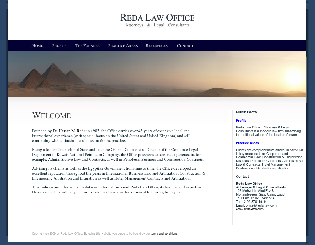 Reda Law Competitors, Revenue and Employees - Owler Company