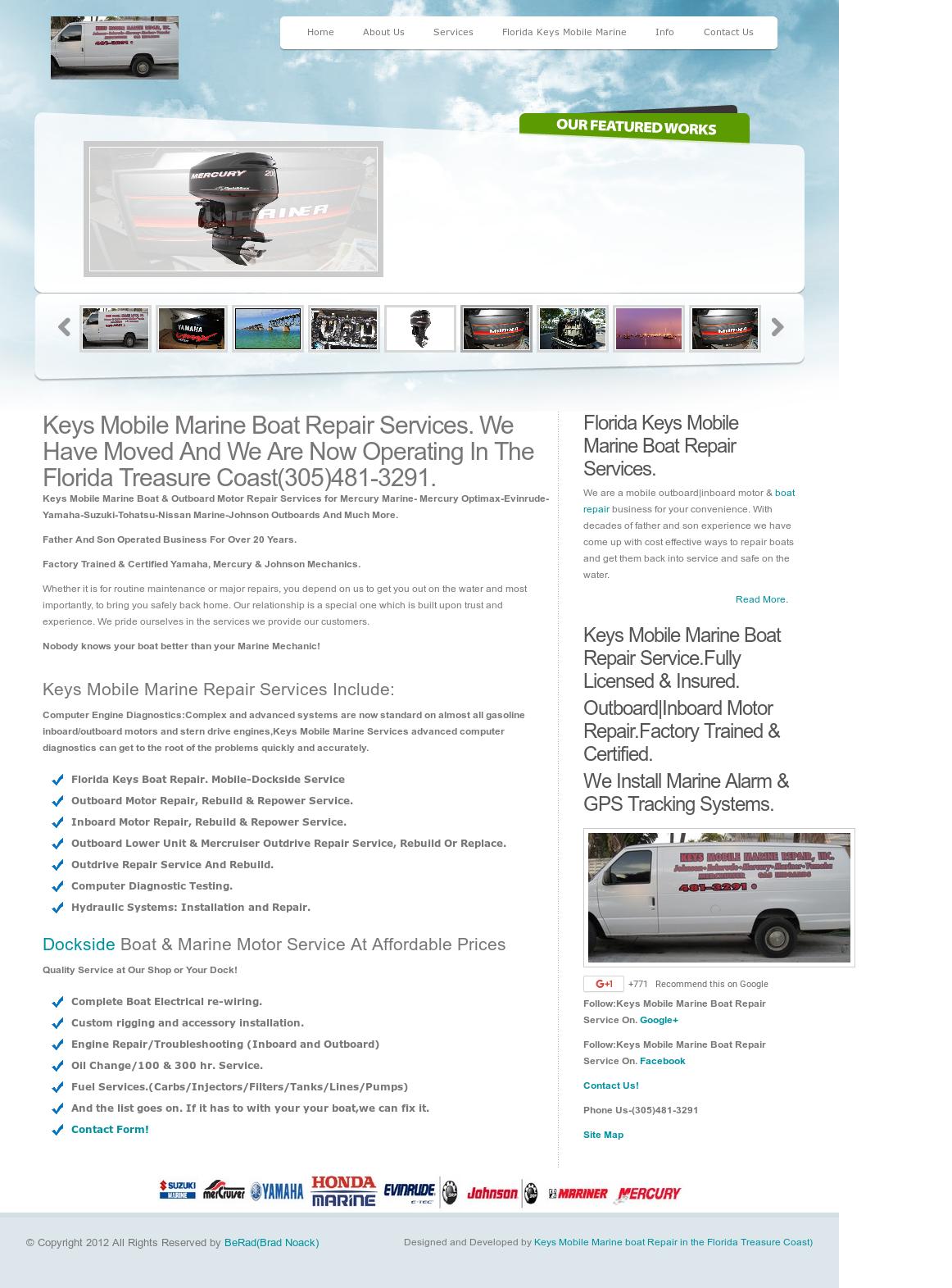 Keys Mobile Marine Repair Competitors, Revenue and Employees - Owler