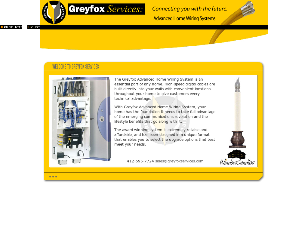 Greyfox Home Wiring Systems Illustration Of Diagram Onq Services Competitors Revenue And Employees Owler Company Rh Com Audio System Technologies