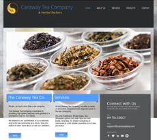 Caraway Tea Company Competitors, Revenue and Employees