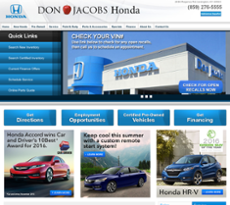 Don Jacobs Honda >> Don Jacobs Honda Competitors Revenue And Employees Owler