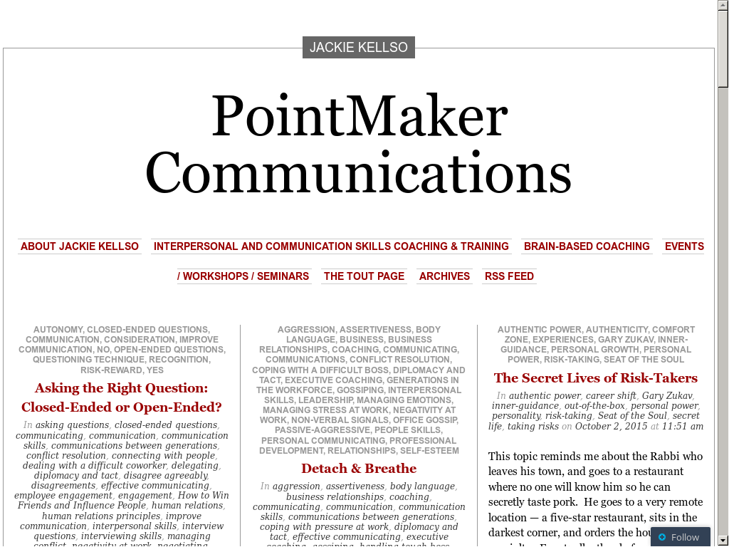 Pointmaker Communications Competitors, Revenue and Employees