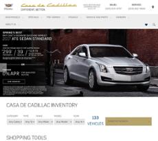Casa De Cadillac >> Casa De Cadillac Competitors Revenue And Employees Owler