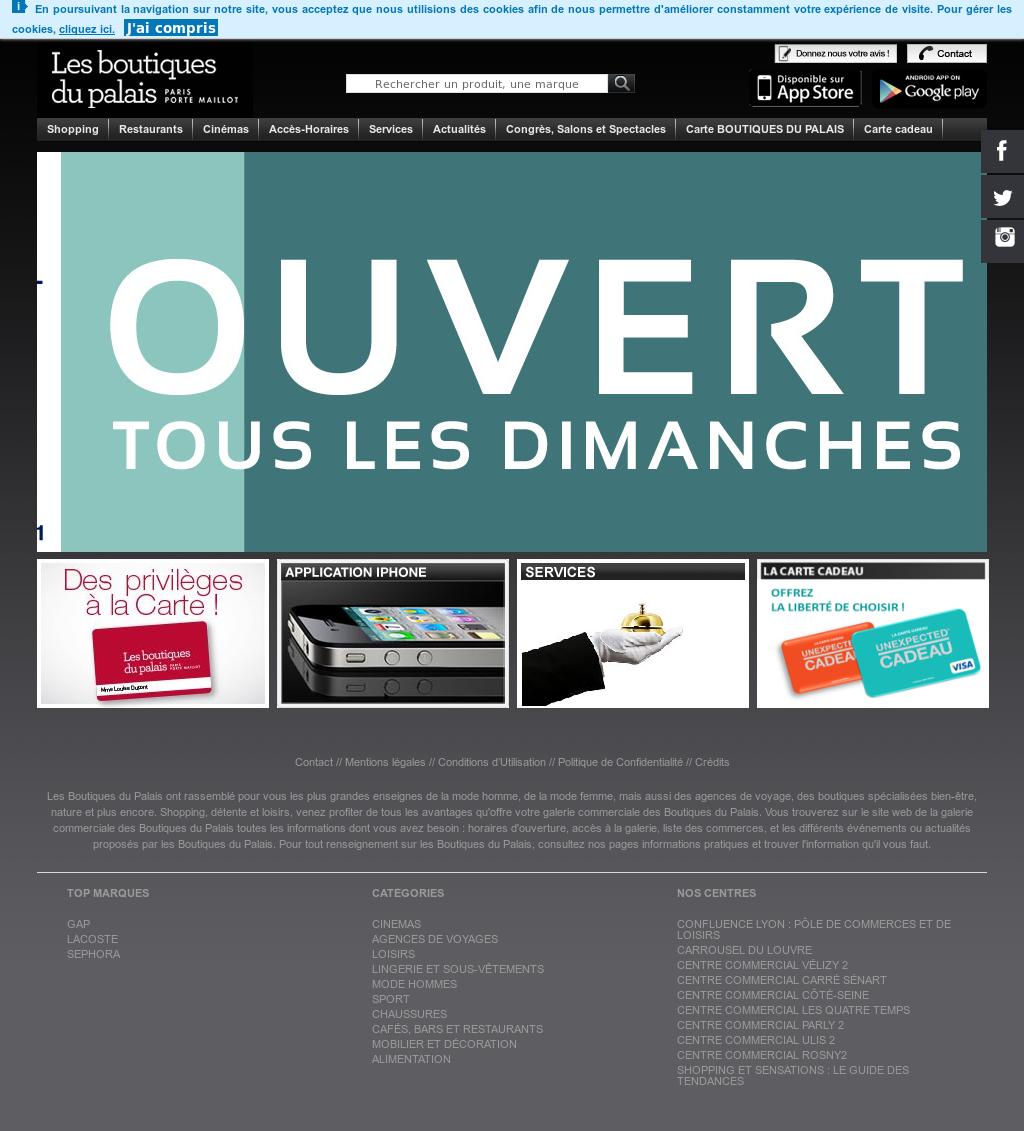 Les Boutiques Du Palais Competitors Revenue And Employees
