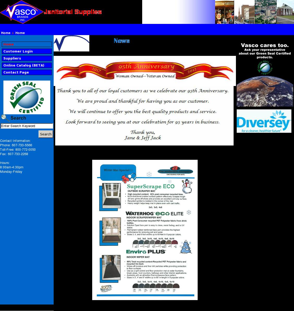 Vasco brands Competitors, Revenue and Employees