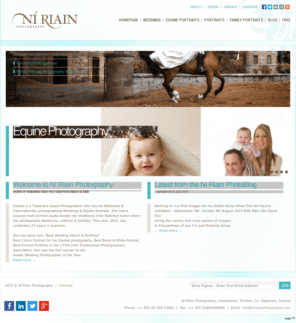 Ni Riain Photography Competitors, Revenue and Employees - Owler